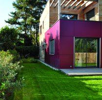maison bois 44